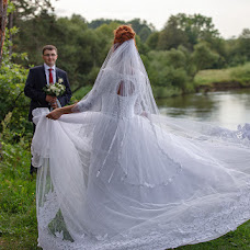 Wedding photographer Vladimir Ezerskiy (Dokk). Photo of 30.07.2018