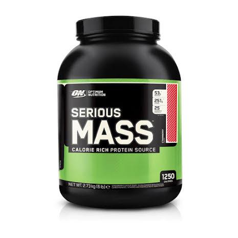 Serious Mass, 2727g - Jordgubb