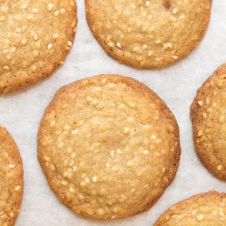 Sesame Seed Cookies Salt Recipes