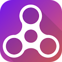 Crazy Fidget Spinner - Spin and Unlock icon