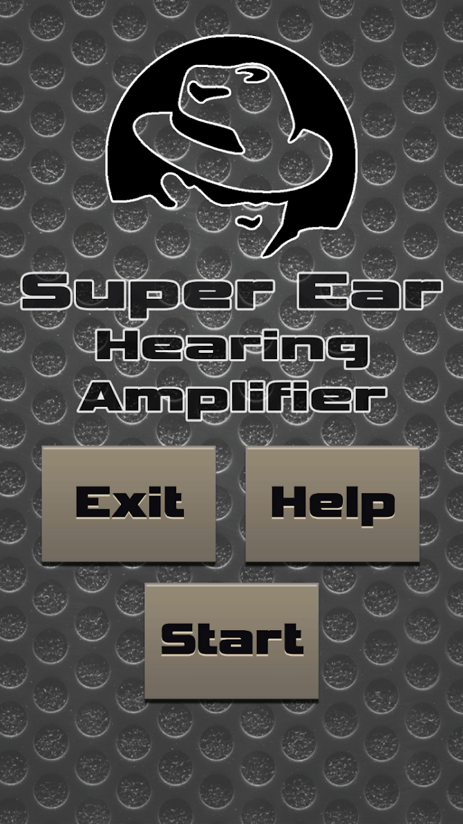 Super Ear : Hearing Amplifier Android 2