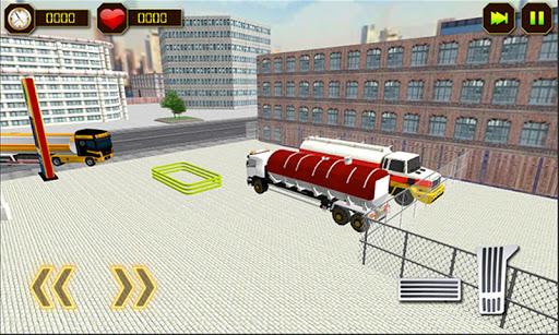 Petroleum Oil Transporter VR