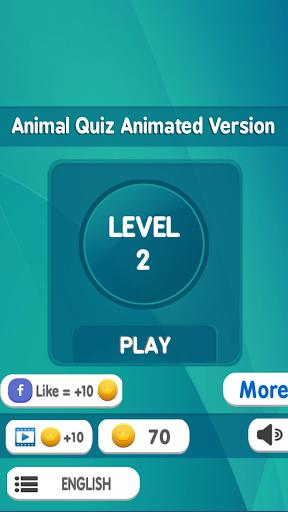 Animal Quiz Animated Version