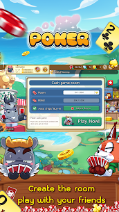 Free Poker Toon  Texas Online Card Game 4