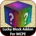 Lucky Block Mod for Minecraft MCPE