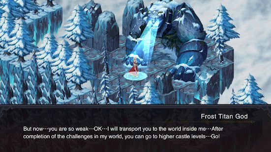 Mod Game Castle Legend3: City of Eternity for Android