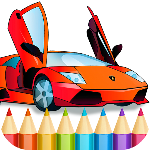 Italian Cars Coloring Book Android APK Download Free By Infokombinat