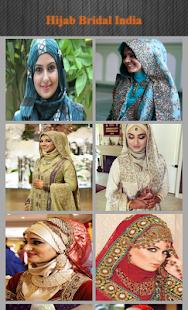 Hijab Svatební Indie - náhled