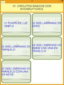 INSTALACIONES ELÉCTRICAS screenshot 6