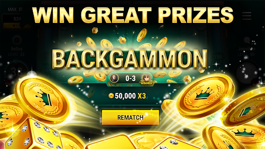 Backgammon Live: Play Online Backgammon Free Games 3