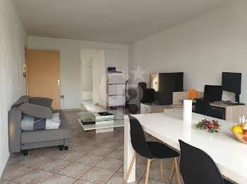 Appartement 2 pièces 45,44 m2