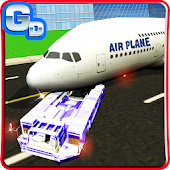 Airport Flight Ground Crew Sim: Staff Simulator