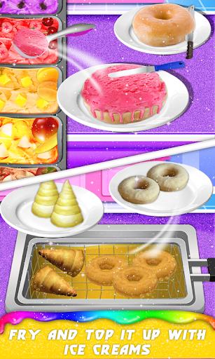 Donut Ice cream Cone & Unicorn Ice Cream Sandwich 1.0.5 screenshots 4