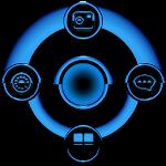A-BLUE Go Locker Theme Icon