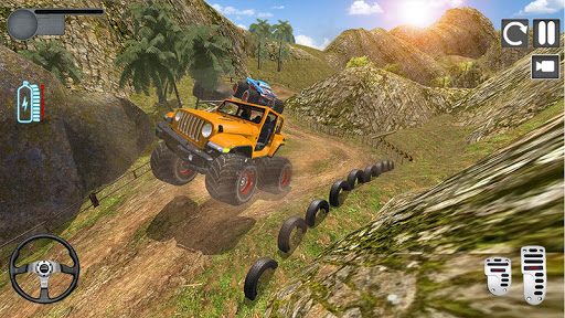 Monster Truck Off Road Racing 2020: Offroad Games 3.1 screenshots 22