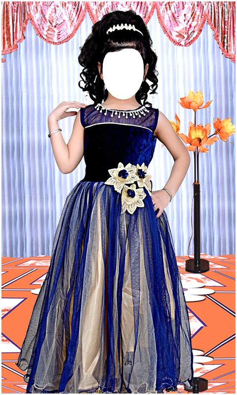 Kids Fashion Design Dress- screenshot