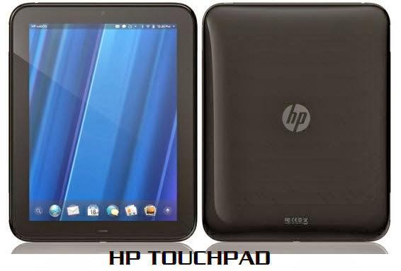 Thay màn hình cảm ứng HP Touchpad chính hãng tại Sài Gòn