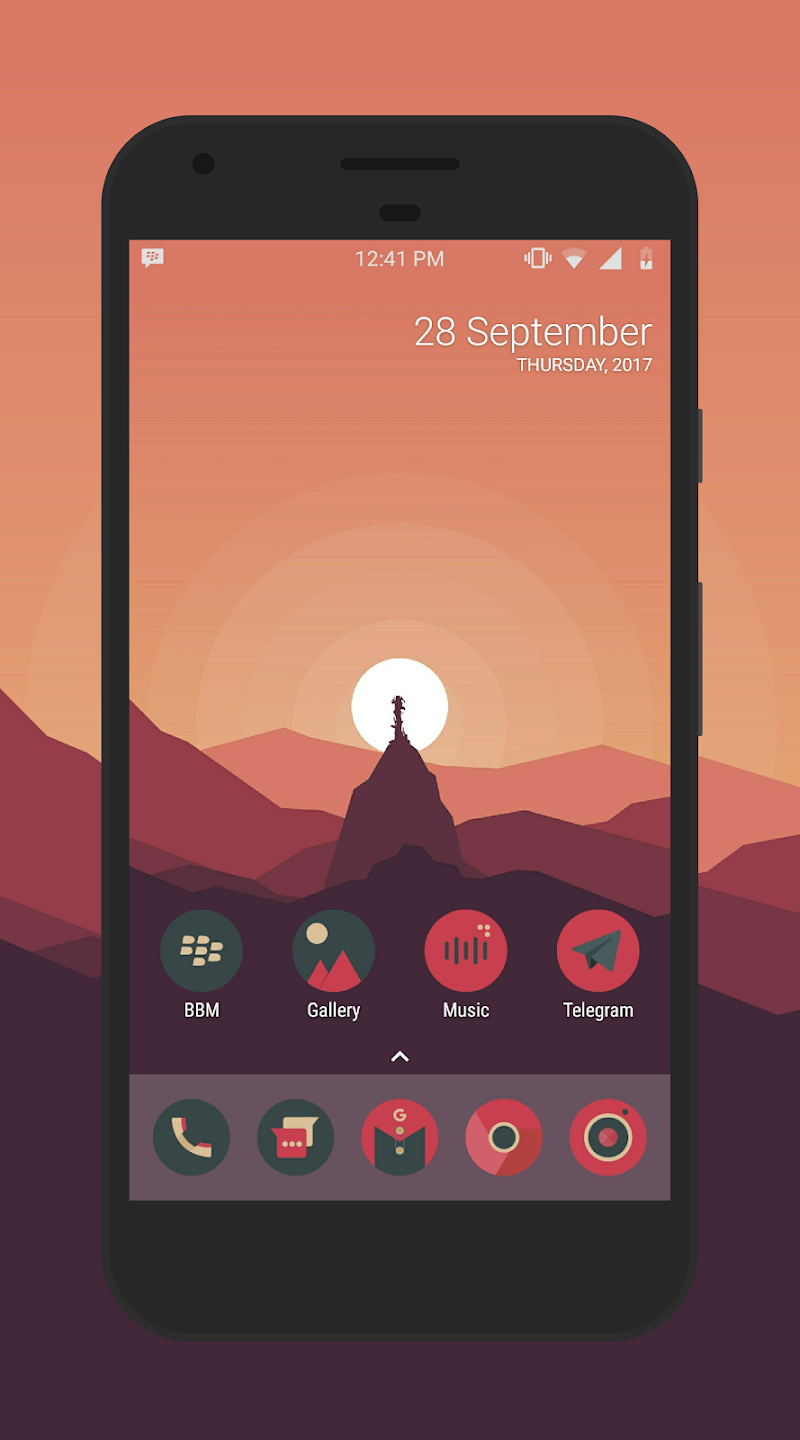 Sagon Circle Icon Pack Screenshot 0