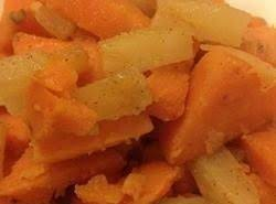 Yummy & Easy Sweet Potato Pineapple Casserole