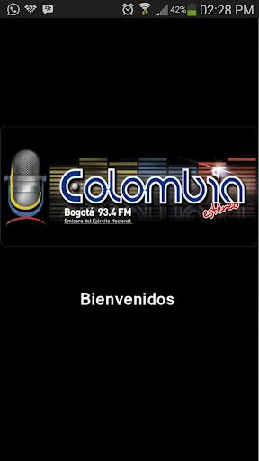 Colombia Estéreo 93.4 Fm