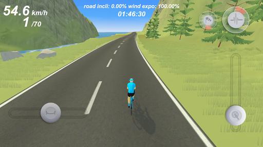Pro Cycling Simulation android2mod screenshots 6