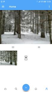 TripStory - náhled