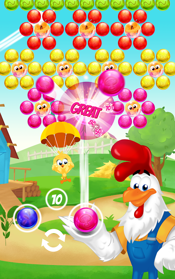 Farm Bubbles- screenshot