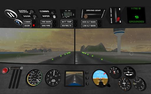 Airplane Pilot Sim screenshot 11