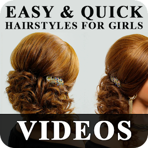 Best Hair Styles For Girls Hair Styles Videos Android Apps On - Hairstyle easy videos