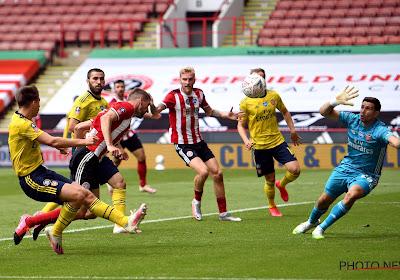 Arsenal stoot door naar halve finale FA Cup na dolgekke slotfase