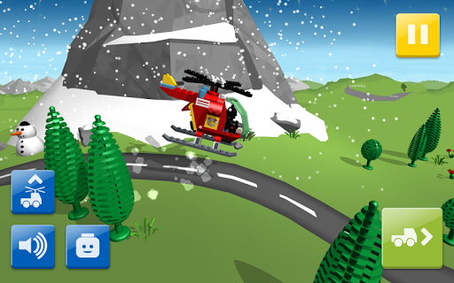 LEGO® Juniors Build & Drive - safe free kids game screenshot 15