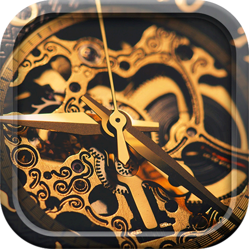Clock Mechanism Live Wallpaper Android APK Download Free By Lux Live Wallpapers