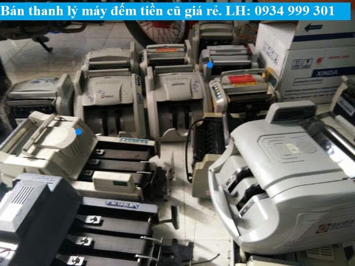 bán máy đếm tiền cũ