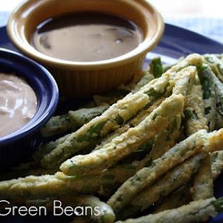 Crispy Green Beans Recipe