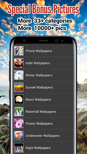Scenery Wallpaper screenshots 8