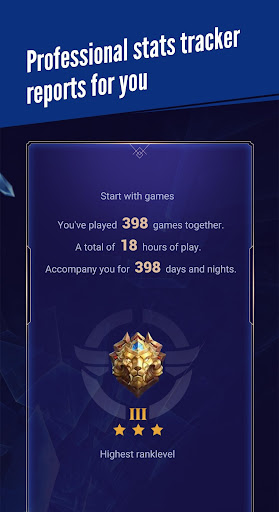 MosChat-Professional gaming stats tracker