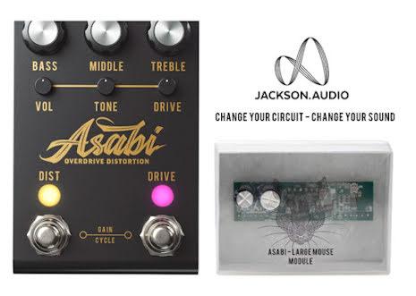 Jackson Audio Asabi - Large Mouse Module