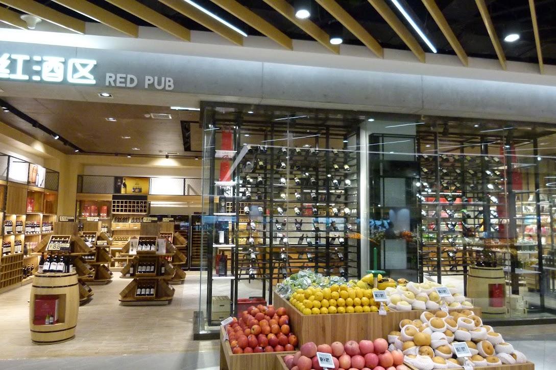 Ürümqi retail