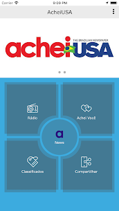 AcheiUSA 1.1 Android Mod + APK + Data 1
