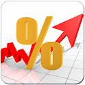 간편 주식 수익 계산기 icon