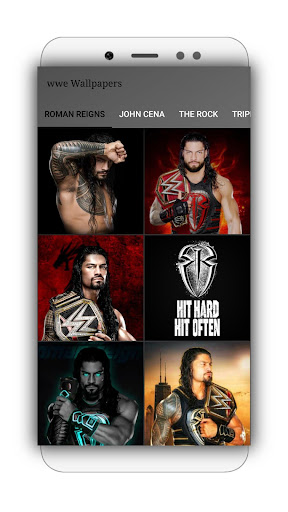 Wrestler Wallpapers 1.2 androidtablet.us 1