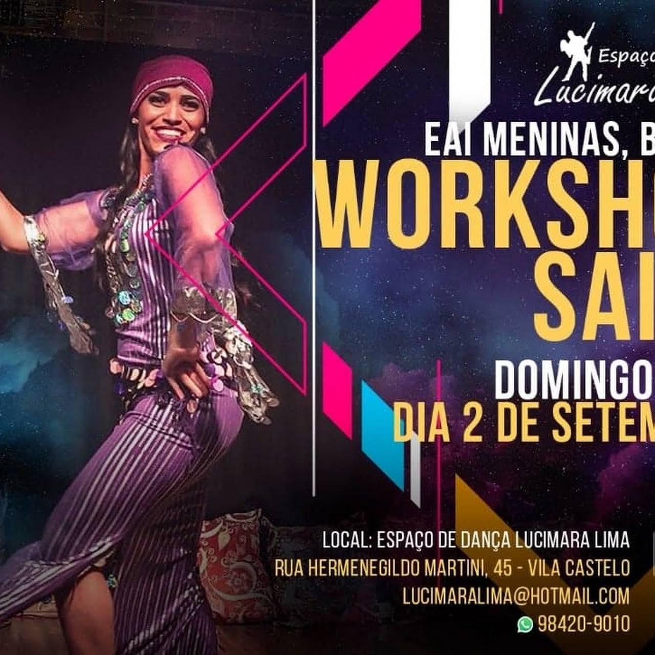 968ba946c2 Espaço de Dança Lucimara Lima - Escola de Dança - Aprenda a dançar ...