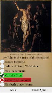 Artwork Quiz - náhled
