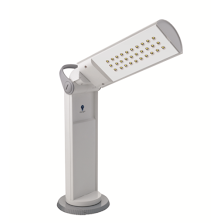 Daylight Twist Portable LED Lamp - White