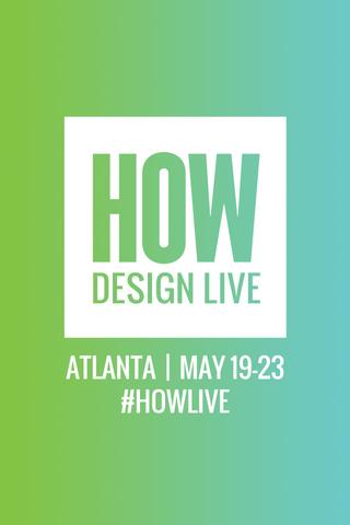 HOW Design Live 2016