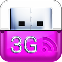 3G  Speed Up Browser Moblie icon