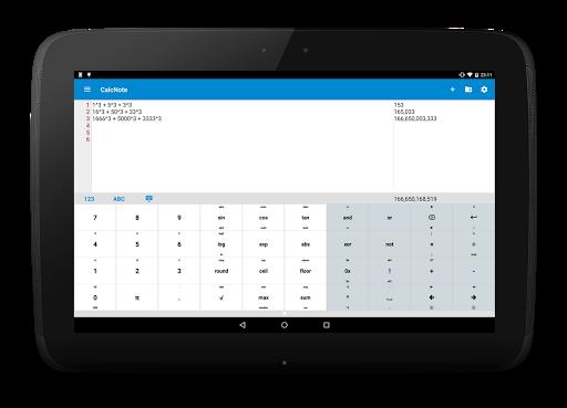 CalcNote Pro - Math Calculator 2.20.58 screenshots 5