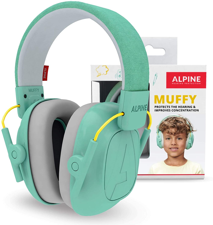 9: Alpine Muffy Earmuffs for Kids 3-16 Adjustable