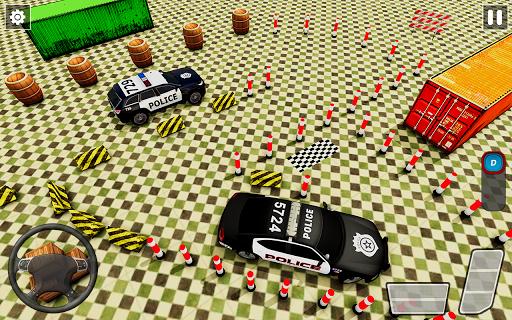 Crazy Traffic Police Car Parking Simulator 2020 5.30 Screenshots 4