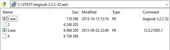 Similar 1-2 files